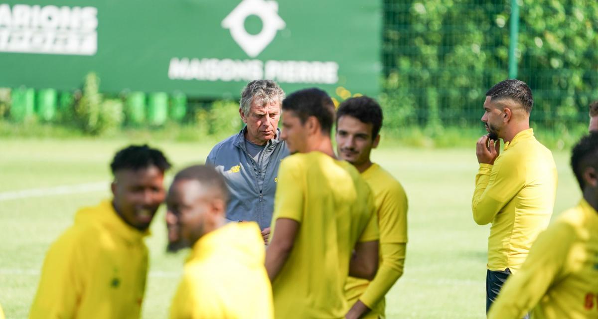 FC Nantes : un nouveau joueur testé positif au Covid-19 !