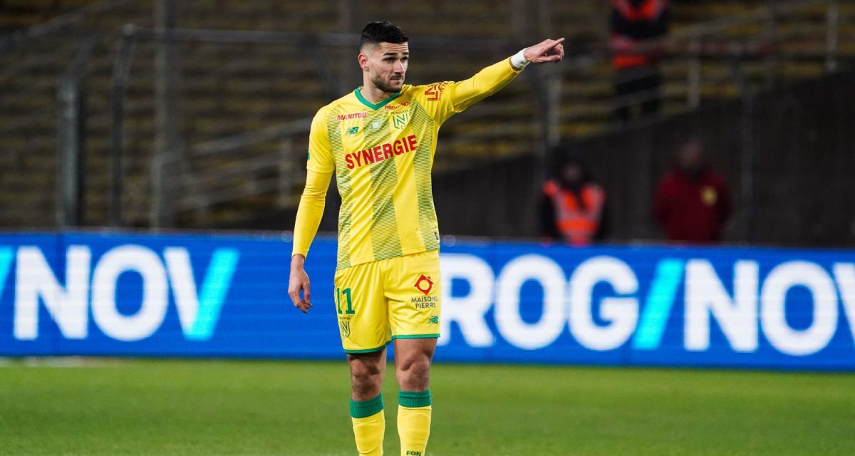 FC Nantes : un sixième joueur positif au Covid-19 !