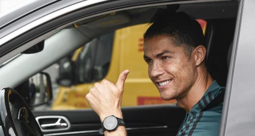 PSG - Mercato : Pirlo veut conserver Cristiano Ronaldo !