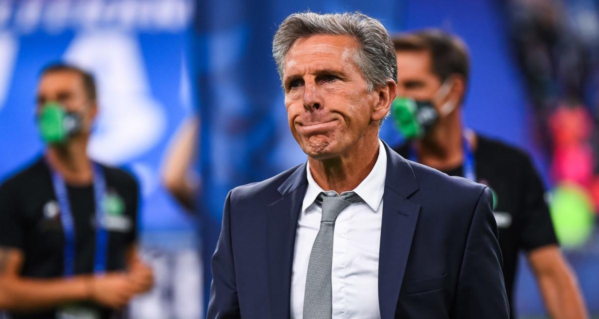 ASSE: lofteurs, blessés... Claude Puel fait le point après Rennes (0-3)