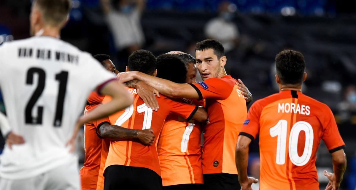 Résultats Ligue Europa: Séville et le Shakhtar envoient le Stade Rennais en C1!