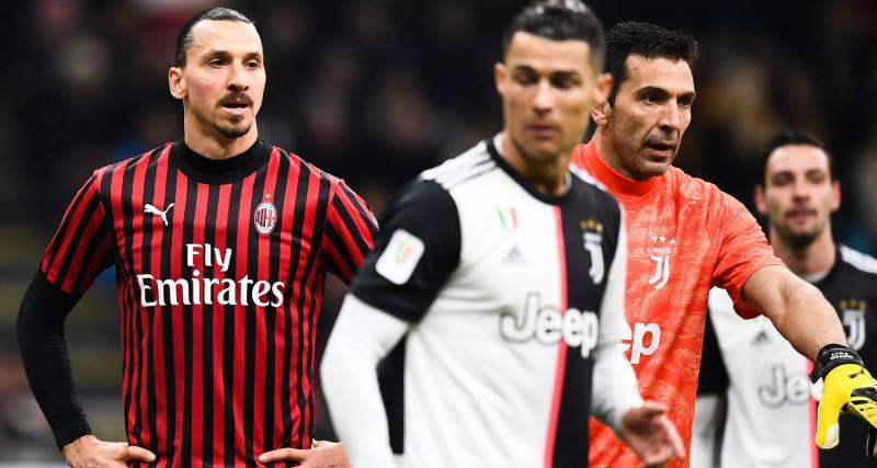 Italie : les secrets de la longévité de Cristiano Ronaldo et Zlatan Ibrahimovic