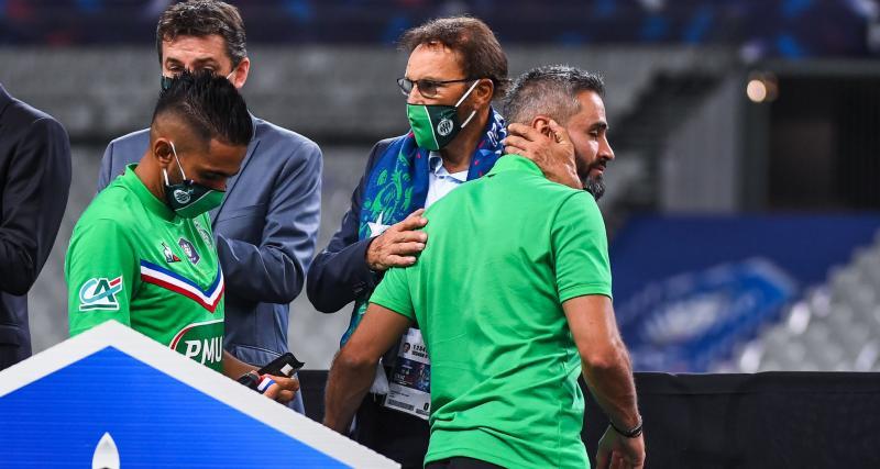 ASSE: sa retraite, son futur rôle chez les Verts... Perrin clarifie les choses!