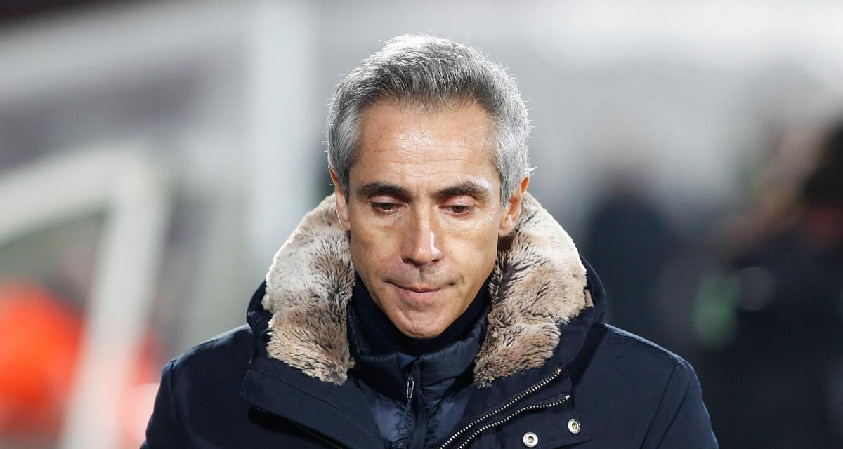 Girondins : Paulo Sousa invite les supporters à continuer le combat !