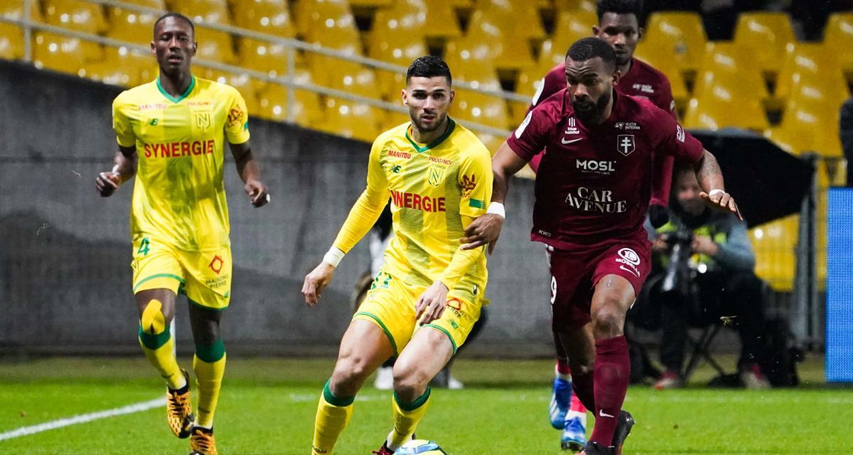 FC Nantes: les Canaris envoient déjà un message fort aux Girondins