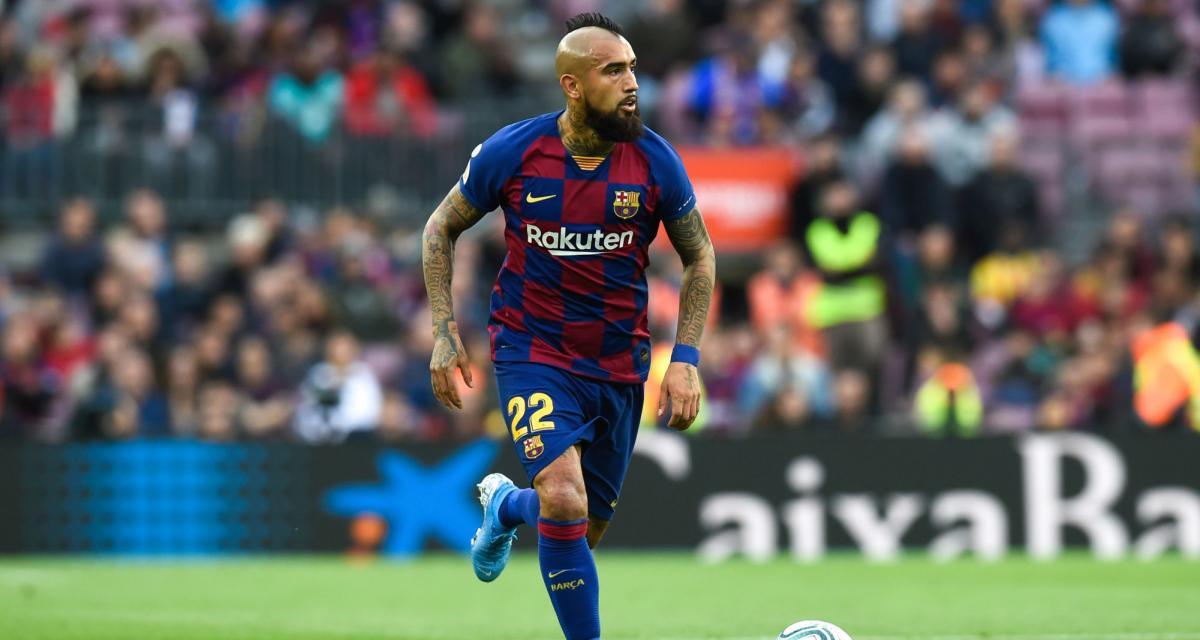 FC Barcelone - Mercato : Arturo Vidal défait déjà les plans de ses dirigeants