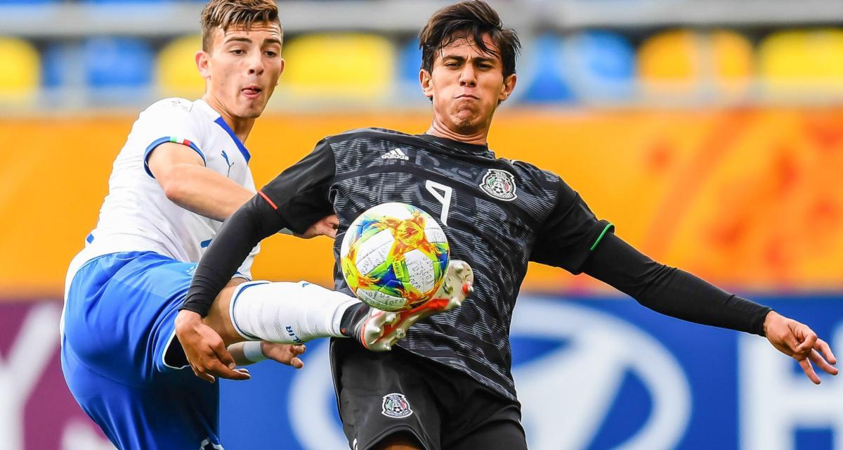 OM, LOSC – Mercato: le duo Villas-Boas – Longoria s'attaque à un chouchou de Luis Campos!