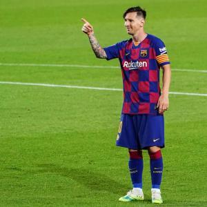 FC Barcelone – Mercato: Messi à la retraite dans «trois ou quatre ans»?