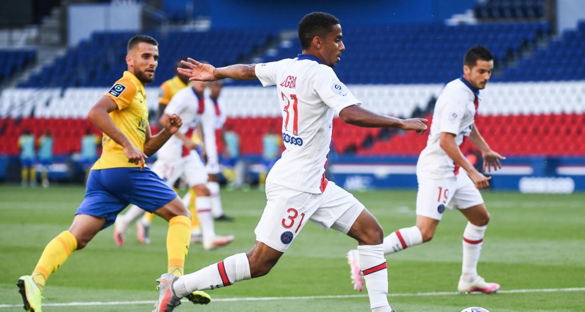 PSG : petite victoire contre Sochaux (1-0), peu d'enseignements pour Tuchel