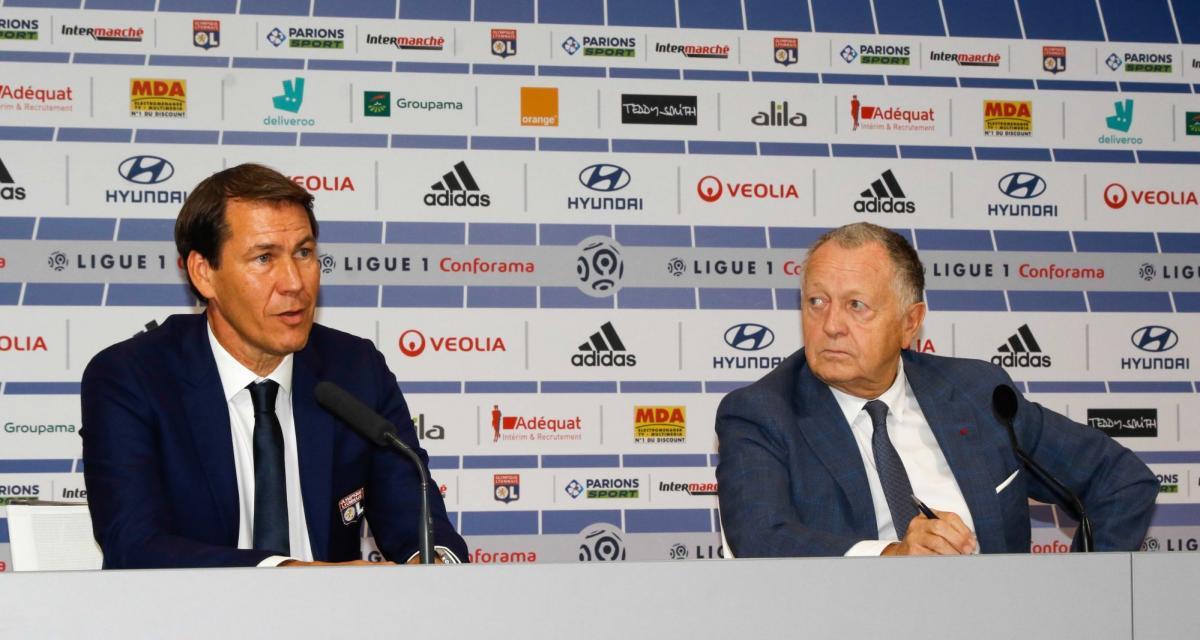 OL - Mercato : Rudi Garcia promet un été catastrophique à la Ligue 1