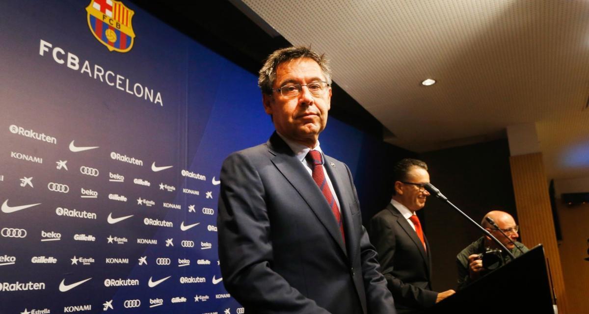 FC Barcelone – Mercato: Bartomeu souhaiterait copier la politique du Real Madrid!