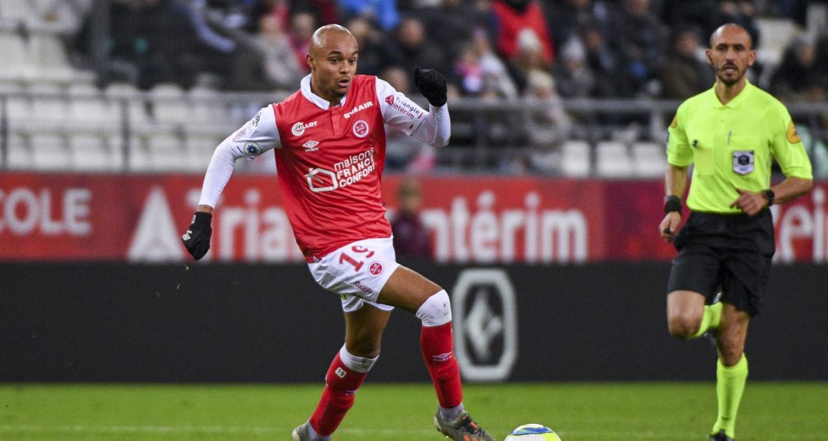 Stade de Reims - Mercato : Nkada prêté à Allborg (officiel)