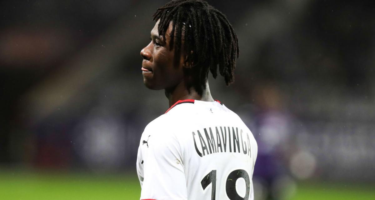 Real Madrid - Mercato : l'avenir de Camavinga (Stade Rennais) dépendant de… Sancho ?