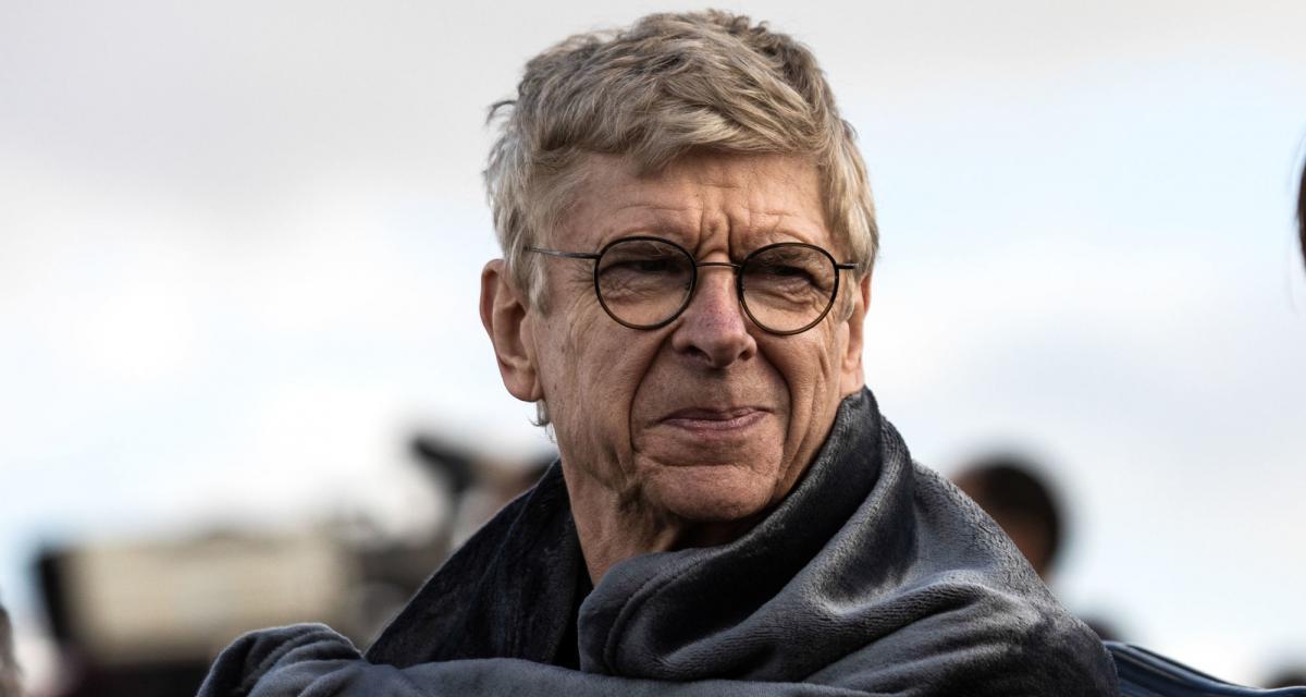 PSG : Wenger évoque en toute mauvaise foi le projet qatari