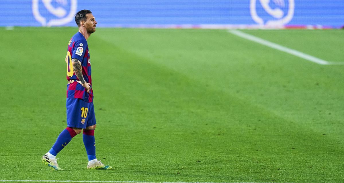 FC Barcelone - Mercato : Blanc, Setién, Lautaro, Dembélé… Messi frustré à tous les niveaux !