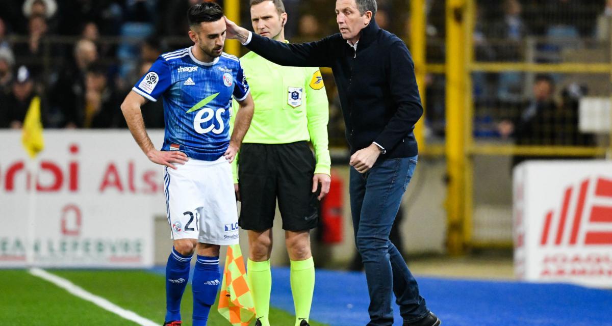 RC Strasbourg : comment le club s'adapte aux cas de Covid-19