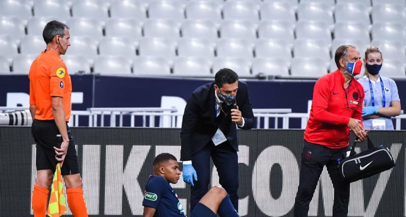 PSG : les dernières nouvelles de Kylian Mbappé sont excellentes !