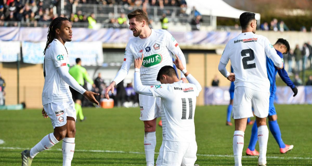 LOSC, Stade de Reims : Lille s'impose face à Anderlecht (2-0), Reims trébuche (0-1)