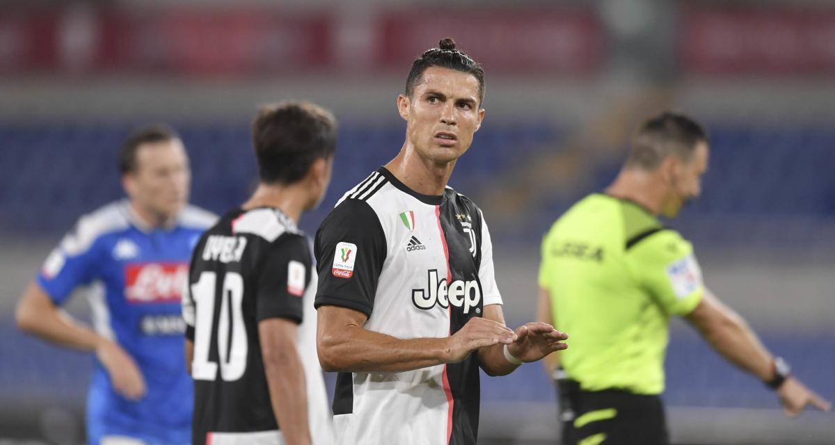 Juventus : Cristiano Ronaldo forcé d'abdiquer dans la course au Soulier d'Or