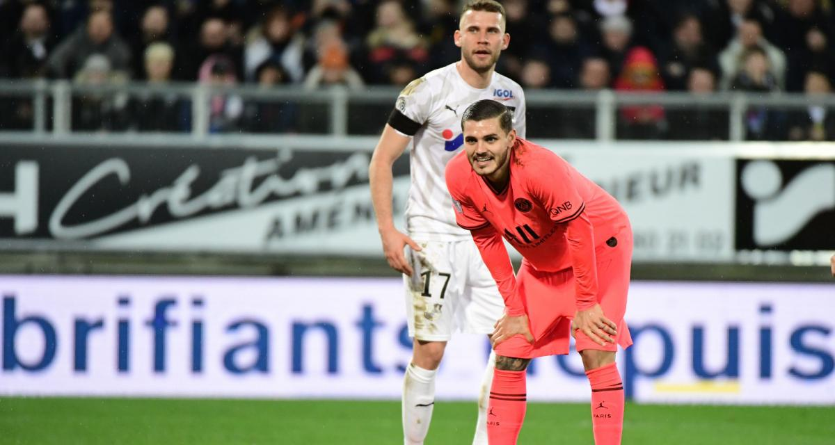 PSG - OL (0-0, 6-5 tab) : Pierre Ménès s'en prend à Mauro Icardi