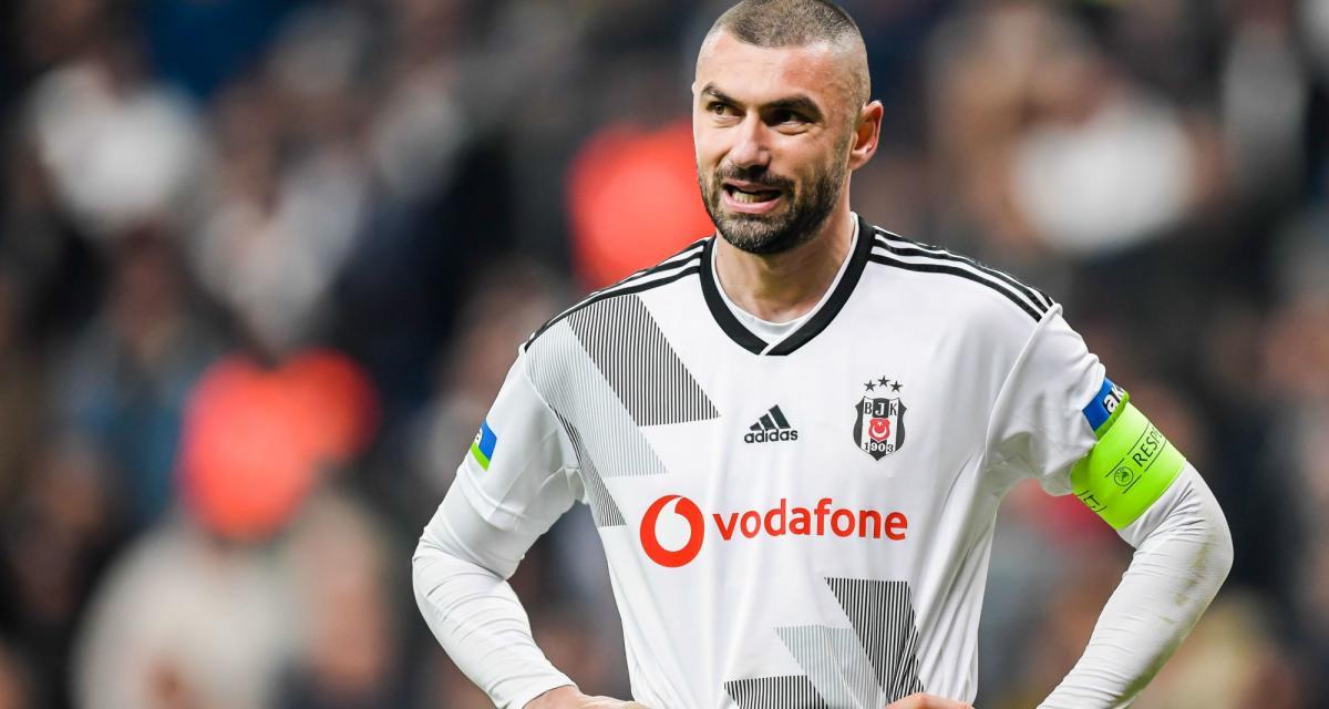 LOSC - Mercato : Burak Yilmaz, c'est officiel !