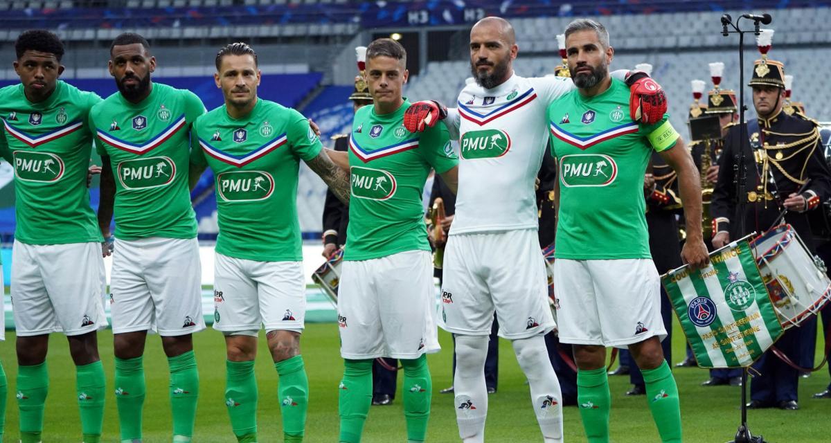 ASSE: Perrin, Moulin, Fofana, Neyou... les supporters des Verts refont la finale