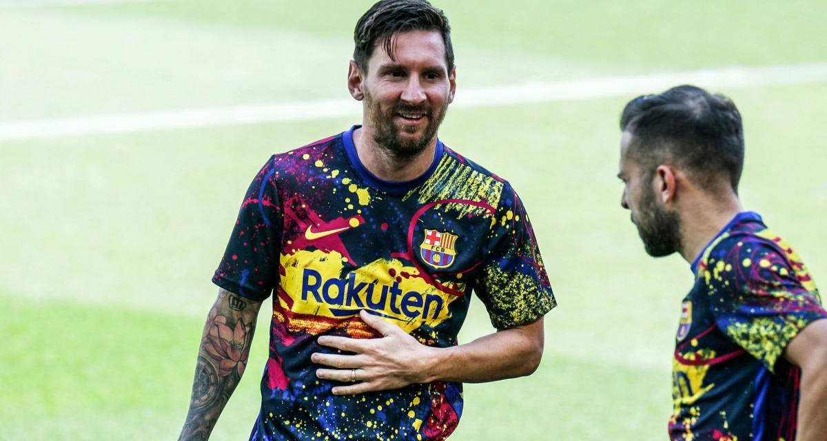 FC Barcelone : Messi, pourquoi son horizon 2022 passe forcément par l'OM