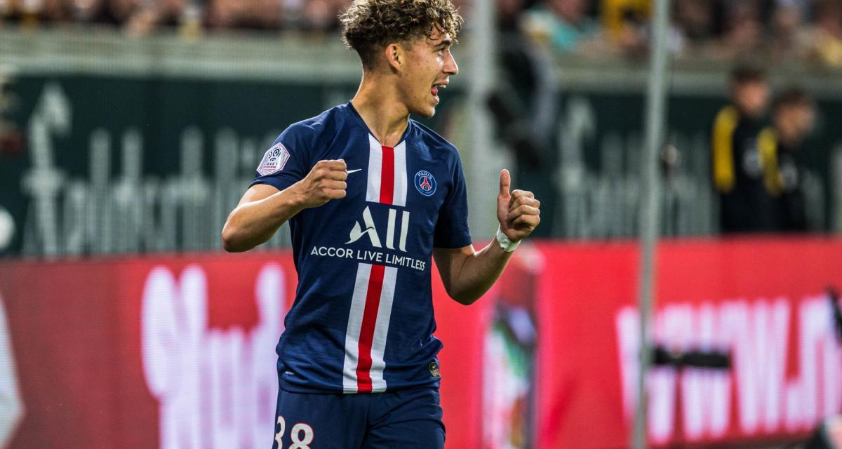 Stade de Reims - Mercato : cette pépite du PSG a fait une Aouchiche et s'en explique