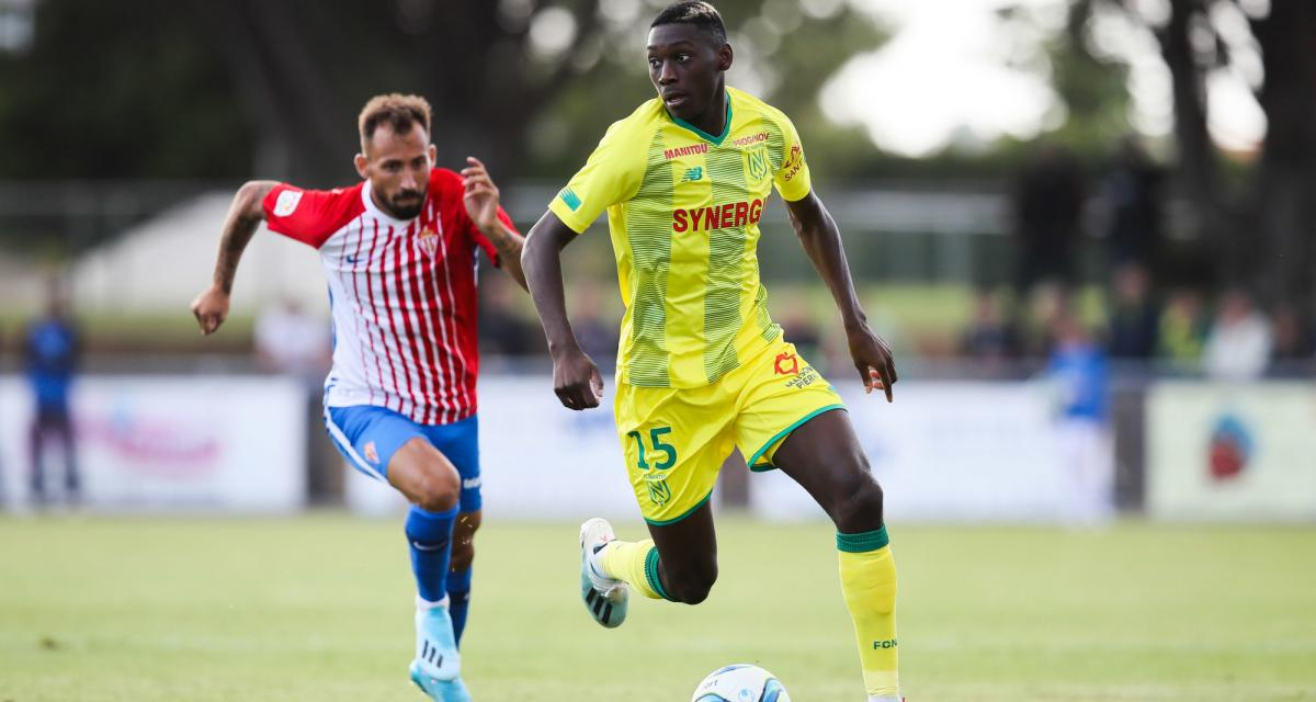 FC Nantes, ASSE : un jeune Canari déjà ébahi par le Chaudron