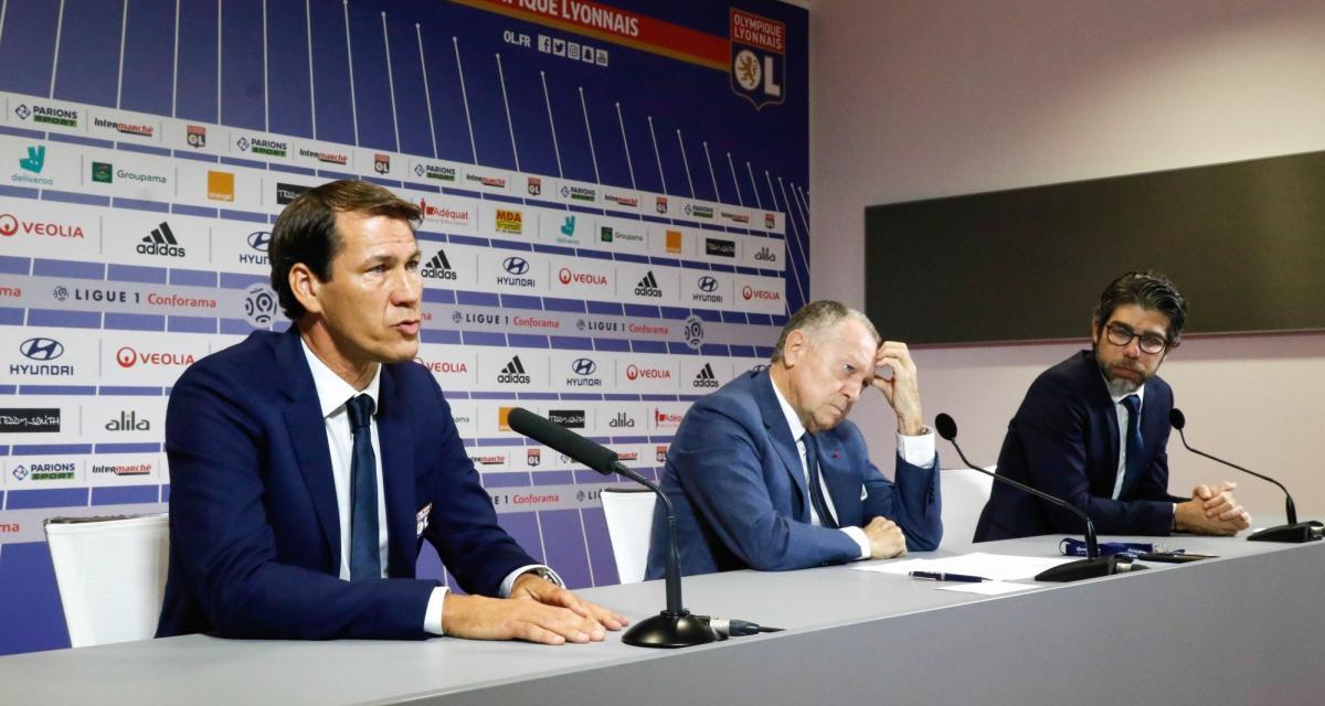 OL: une décision de Garcia pour le PSG lourde de sens pour le Mercato?