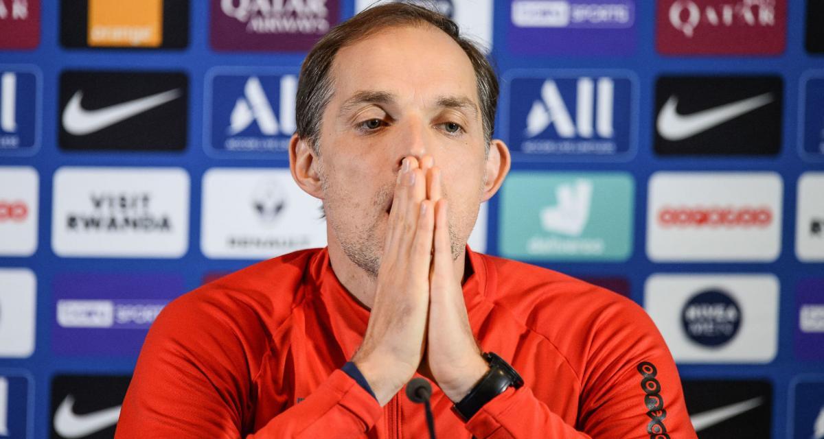PSG : absences, Verratti, Icardi... Tuchel fait le point avant l'OL et évoque le miracle Mbappé