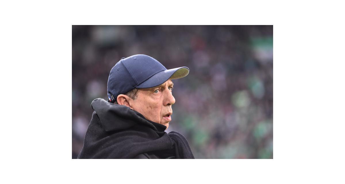 Girondins, ASSE - Mercato : Gasset perd patience et a fixé un ultimatum à Bordeaux !