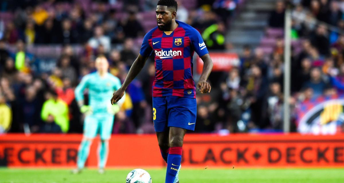 OM, OL, FC Barcelone - Mercato : le Stade Rennais hors jeu pour Umtiti