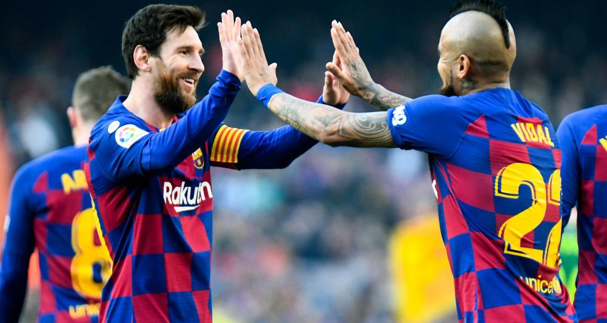 FC Barcelone : Vidal dit tout haut ce que Messi pense tout bas de Setién