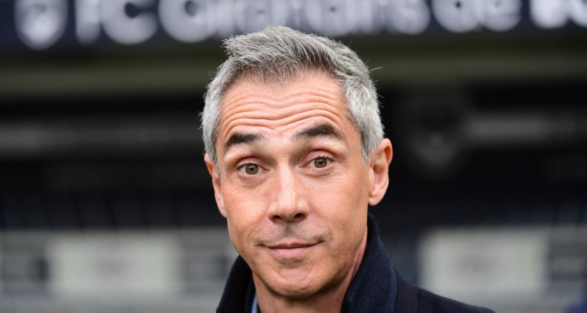 Girondins : et maintenant, une faute professionnelle pour Paulo Sousa ?