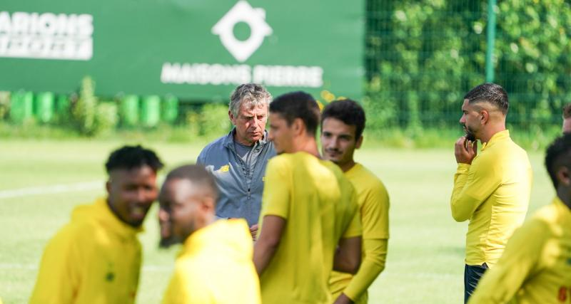FC Nantes : 5 nouveaux cas de Covid-19 détectés chez les Canaris !