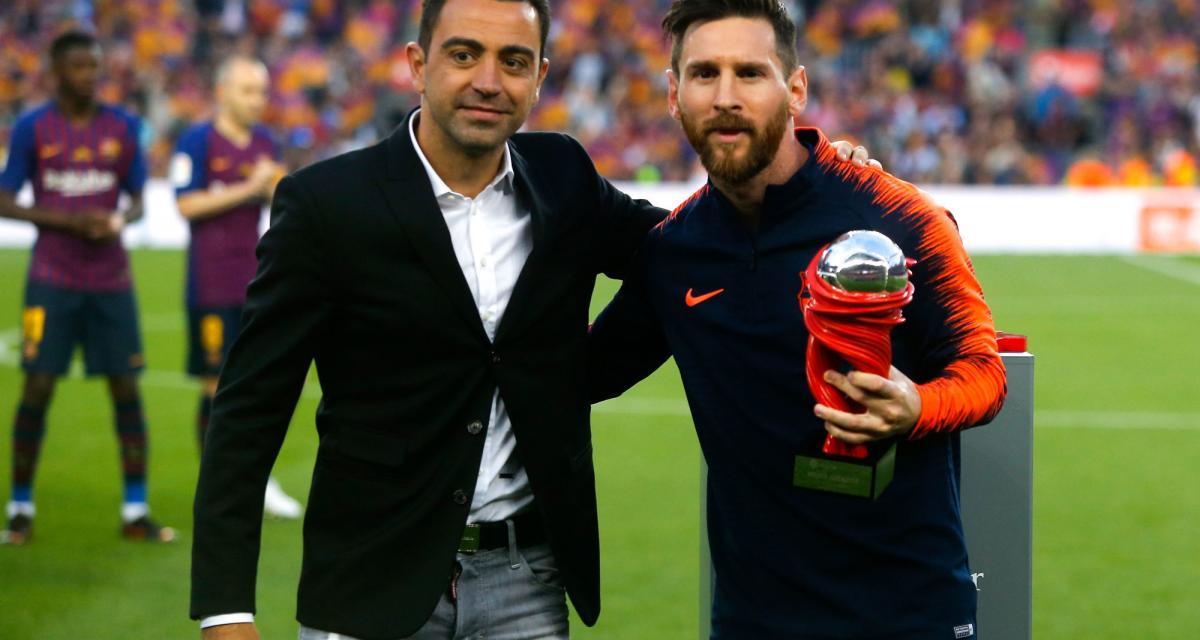 FC Barcelone - Mercato : Xavi clame son envie de revenir au Barça