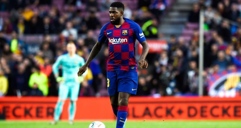 FC Barcelone – Mercato: Umtiti trop cher pour Everton et West Ham?