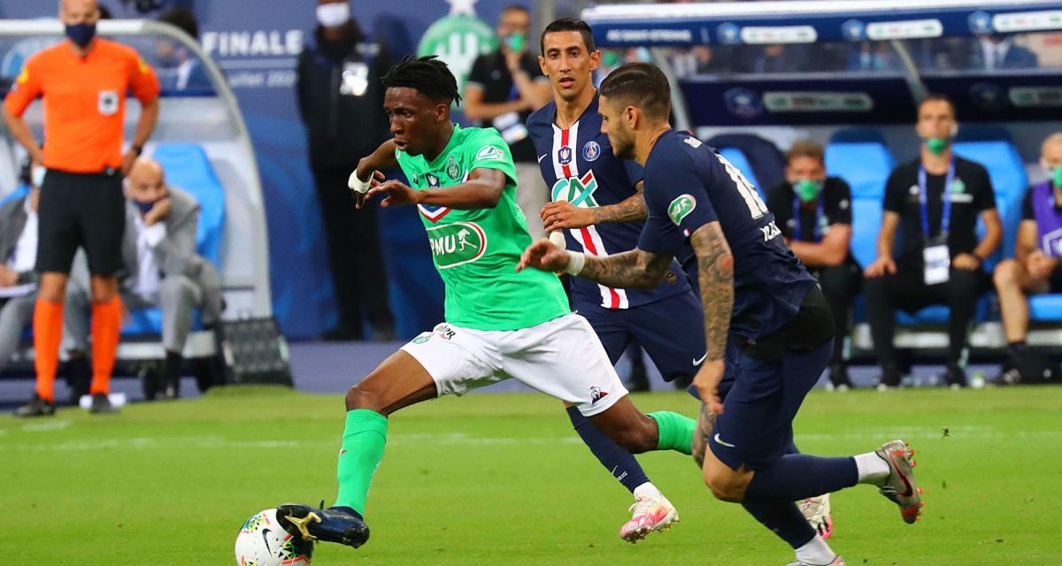 ASSE – INFO BUT Mercato: Les Verts n'ont pas dépensé un centime pour Yvan Neyou!