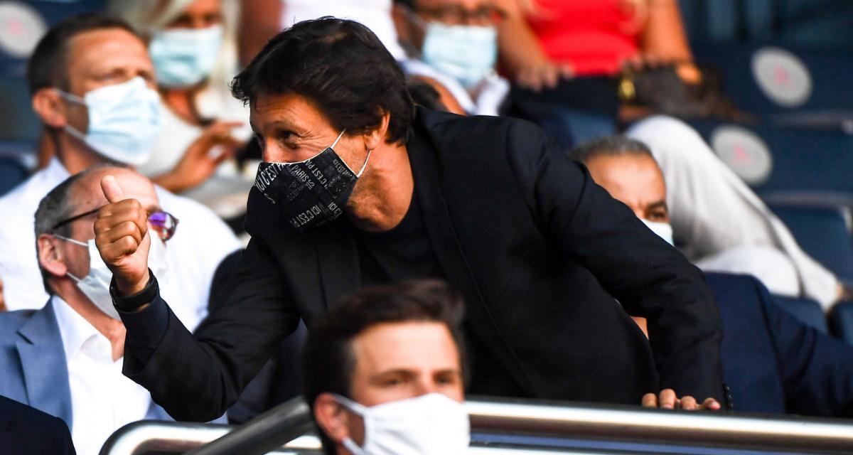 PSG – Mercato: Aouchiche, Kouassi... Leonardo tire les leçons