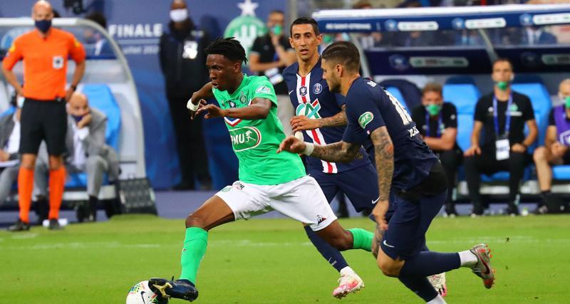 """ASSE-PSG (0-1) - L'oeil de Denis Balbir : """"les Verts ont été un adversaire idéal pour Paris"""""""