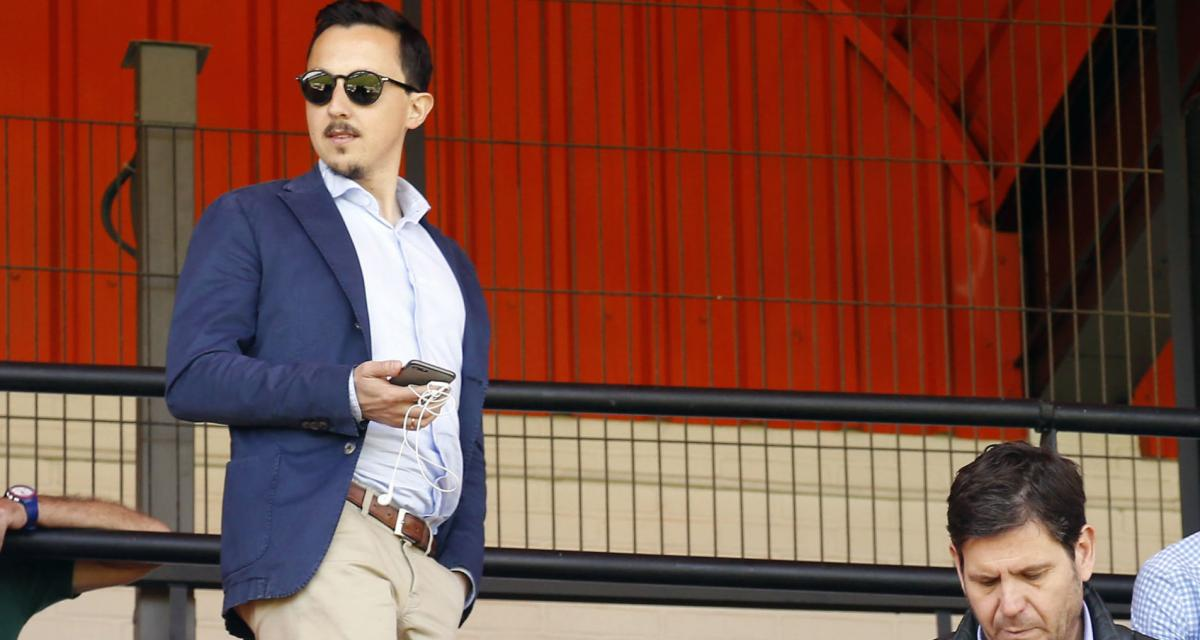 OM - Mercato : un premier dysfonctionnement freine la mission de Longoria