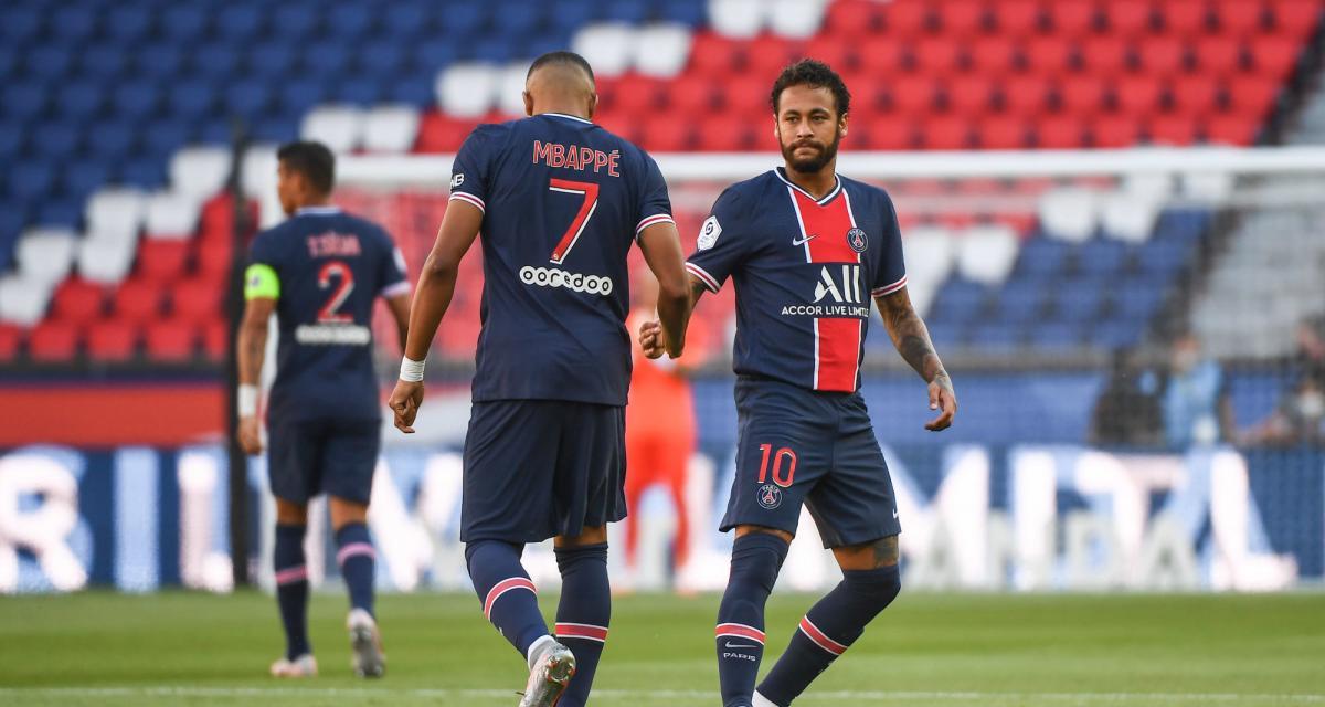 PSG - ASSE (1-0) : après Perrin, Neymar en prend aussi pour son grade !