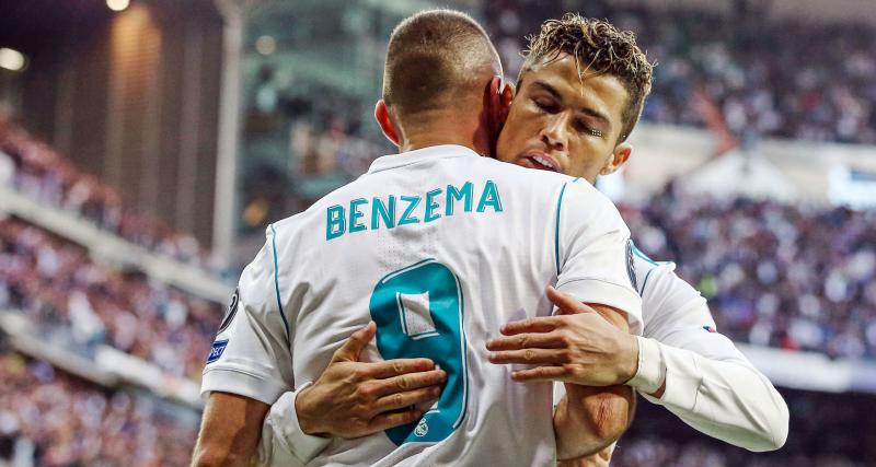 Real Madrid : Cristiano Ronaldo a enfin lâché Karim Benzema