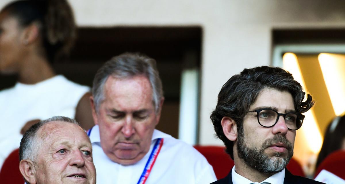 OL - Mercato : Juninho discute pour un ailier uruguayen pisté par MU