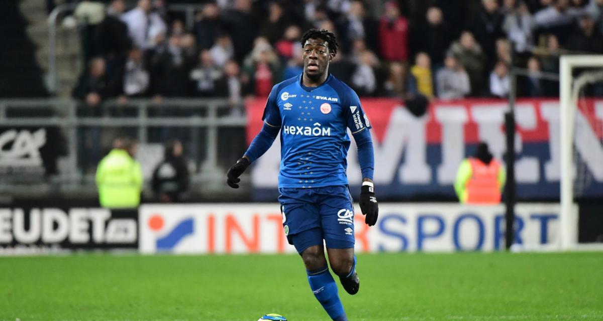 Stade de Reims – Mercato: un club de Liga aidé par Monaco pour s'offrir Disasi?