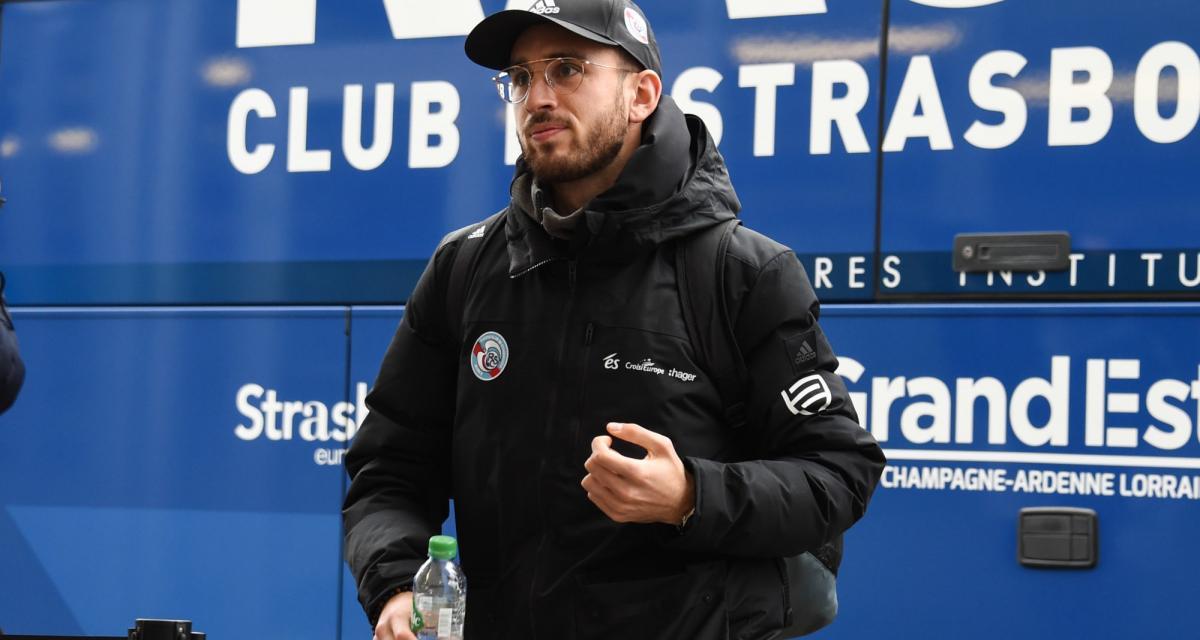 RC Strasbourg: la confidence de Thomasson sur son retour difficile au terrain