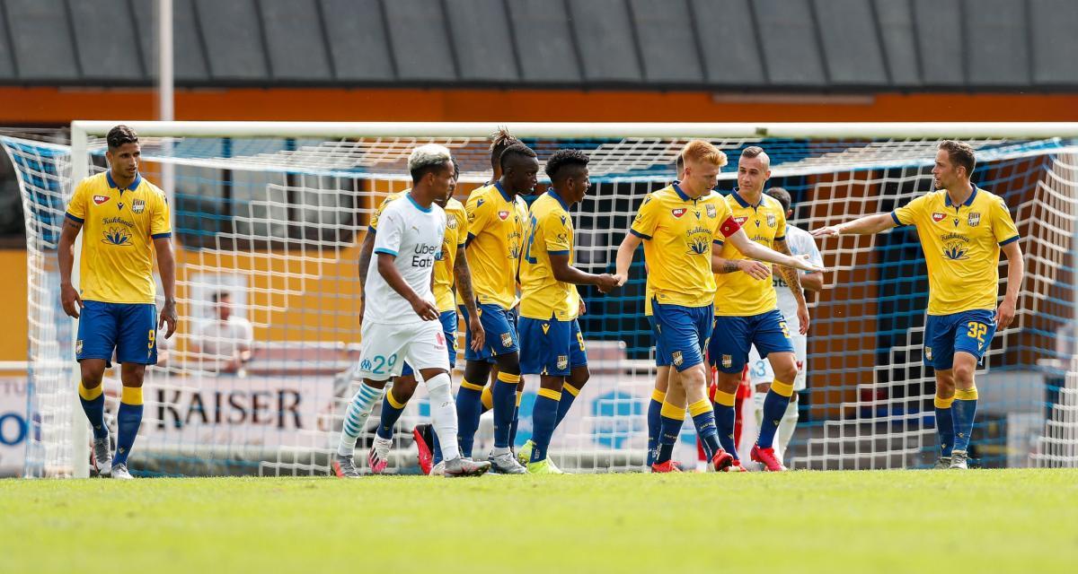Résultat amical : l'OM concède une décevante défaite face au FC Dac (1-2)