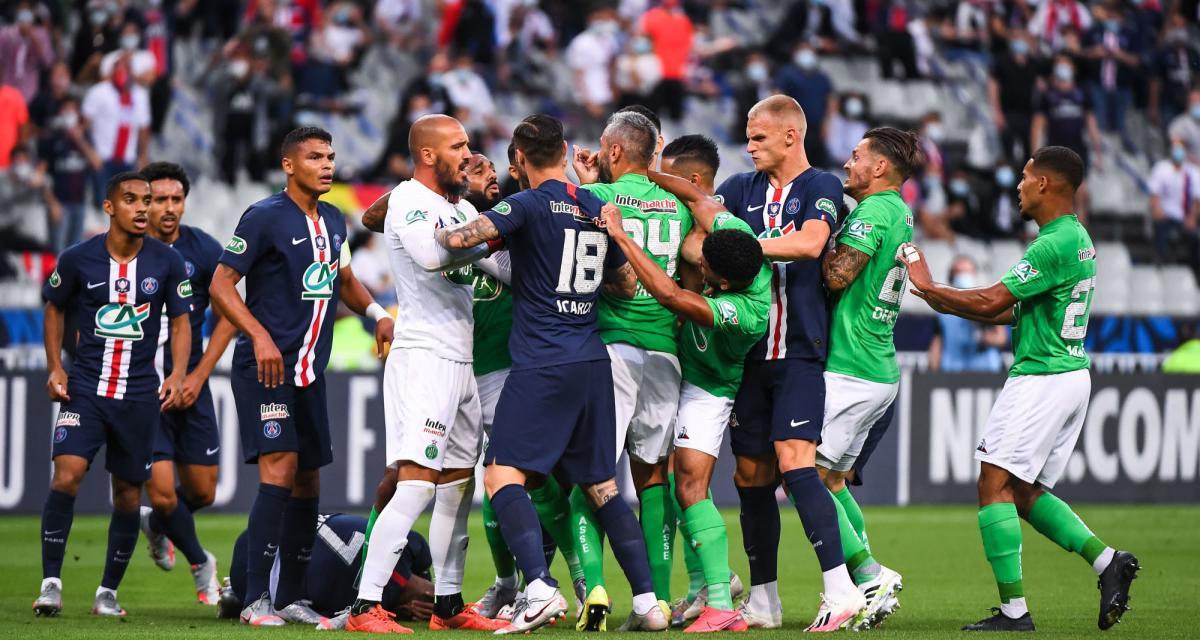 PSG - ASSE (1-0) : Pierre Ménès détruit les Verts et accable Perrin !