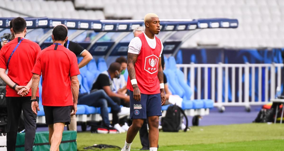 PSG - ASSE (1-0) : Kimpembe s'est lâché pour redonner le sourire à Tuchel après le match